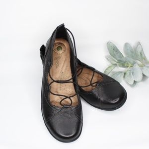 Earth Origins Black London Mary Janes NEW!